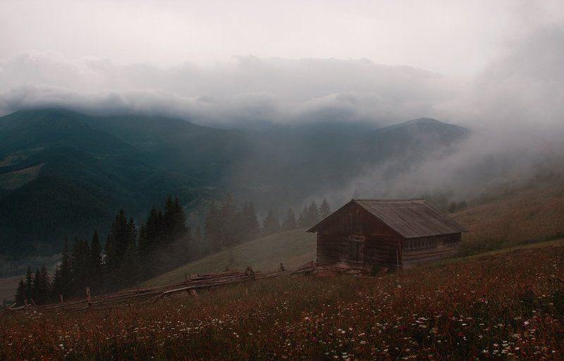 Клубился по горам туман...photo preview