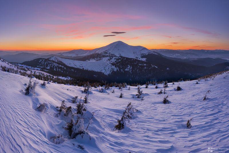 Закат над Петросомphoto preview