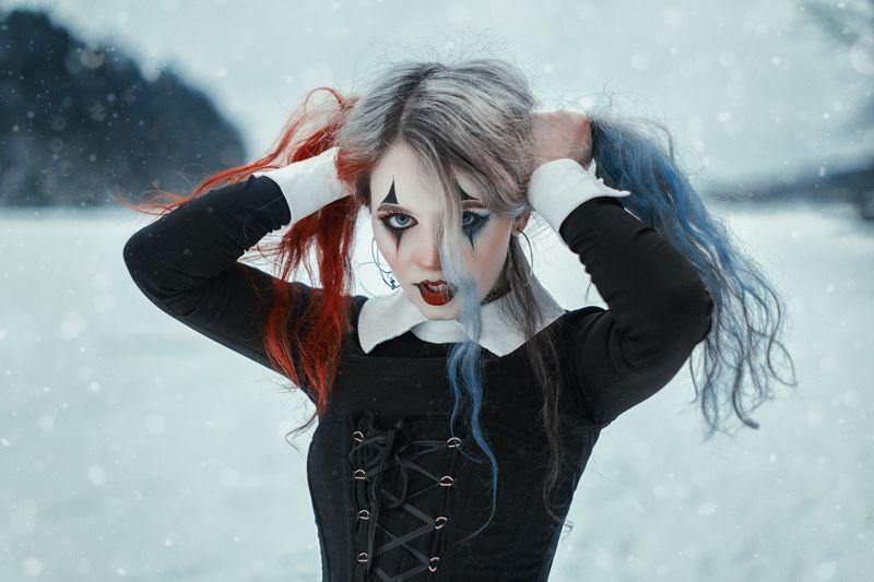 украина, коростышев, cosplay, harleyguinn, фотограф чорный, Frozenphoto preview