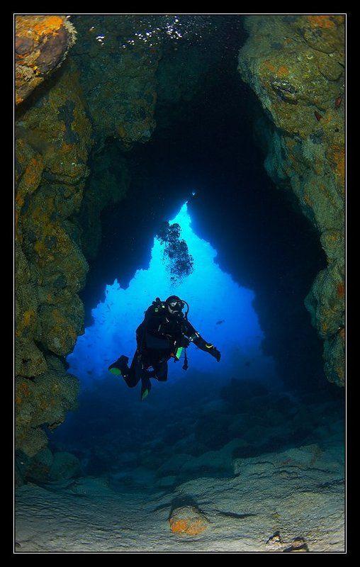 Вход в пещеру.photo preview