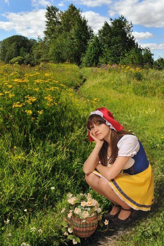 Красная шапочкаphoto preview