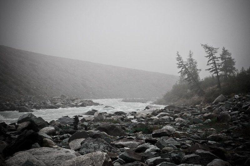 Туман и холодphoto preview