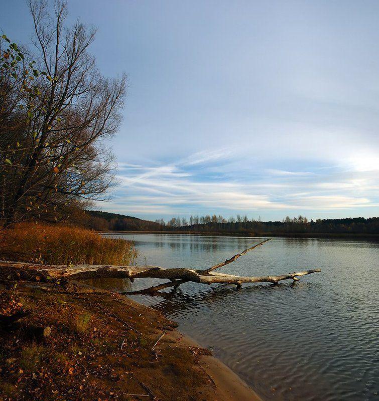 осень, река, голубой залив, волга, ильдар, гилязов ***photo preview