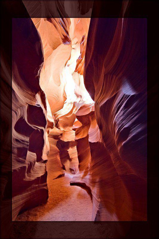 антилопа, каньон, сша, навахо, америка, аризона Там, по неведомым дорожкам...photo preview