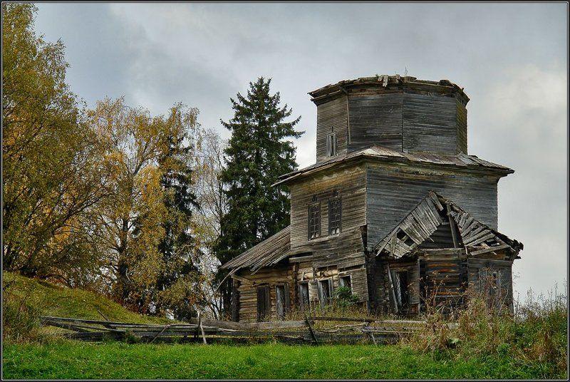 Забытые церкви России...photo preview