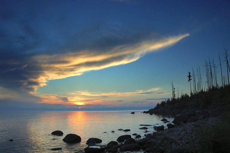 озеро, байкал, закат, ильдар, гилязов Байкальские зарисовки...photo preview