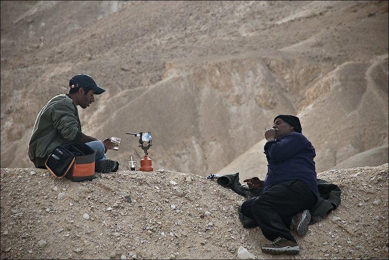 путешествия, израиль, пустыня, негев, бедуины Бедуинский разговорphoto preview