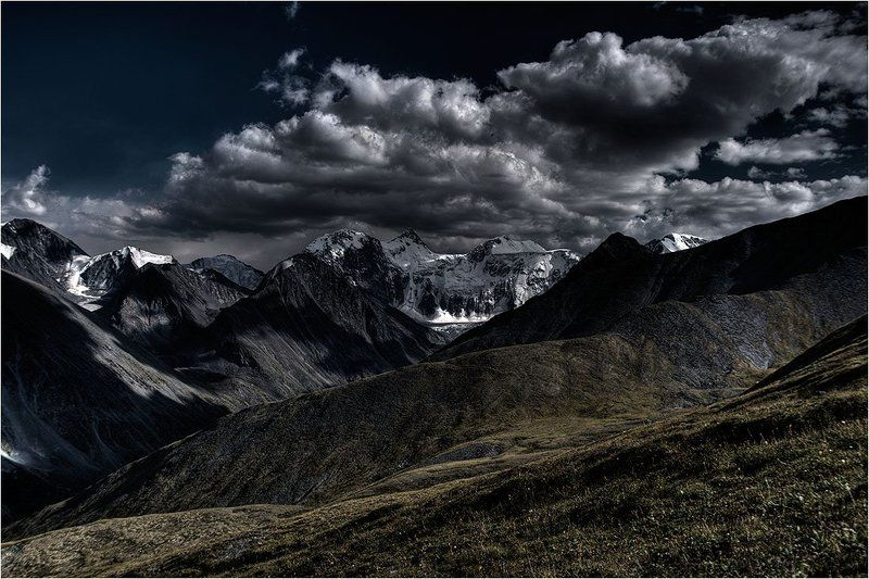 белуха, алтай, горы ***photo preview