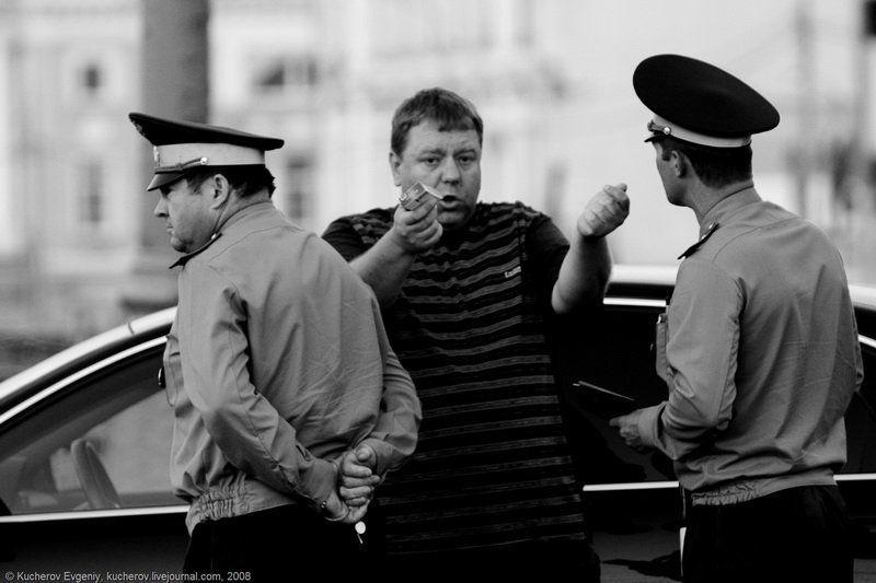 репортаж, милиция, люди Ну не виноватая яphoto preview