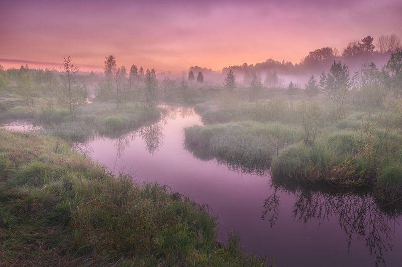 Река Узола.