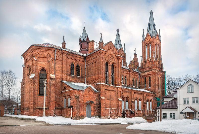 Храм Непорочного зачатия Девы Марии