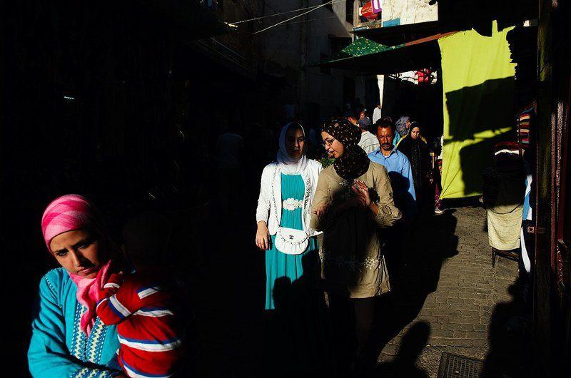 Свет и тени Мароккоphoto preview