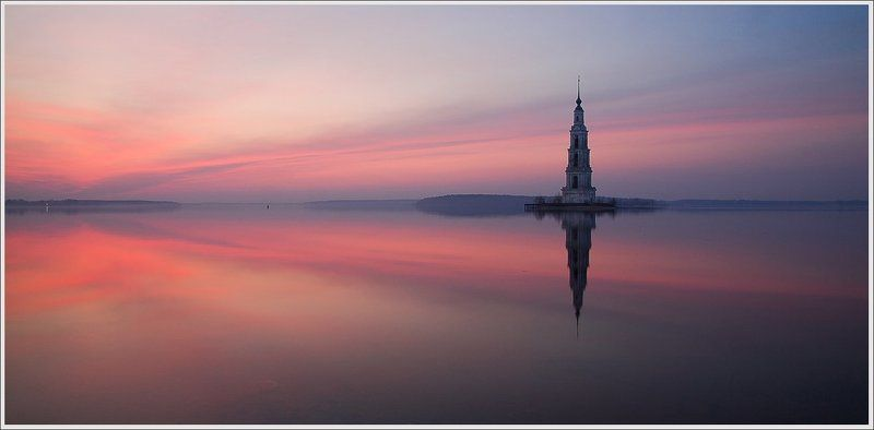 Калязин. Линии света апреля.photo preview