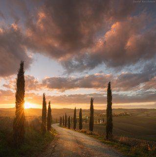 Осенняя Тоскана