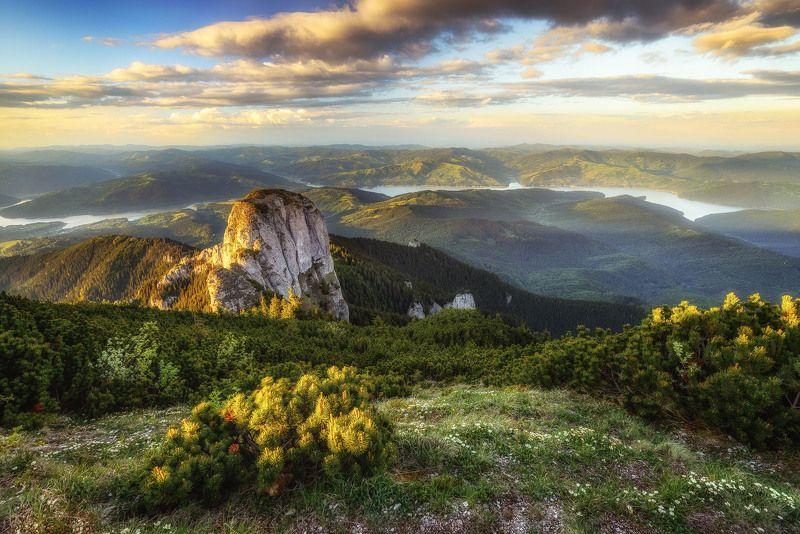 Lake, Landscape, Mountain, Nature, Romania, Stone Panaghia Legendphoto preview