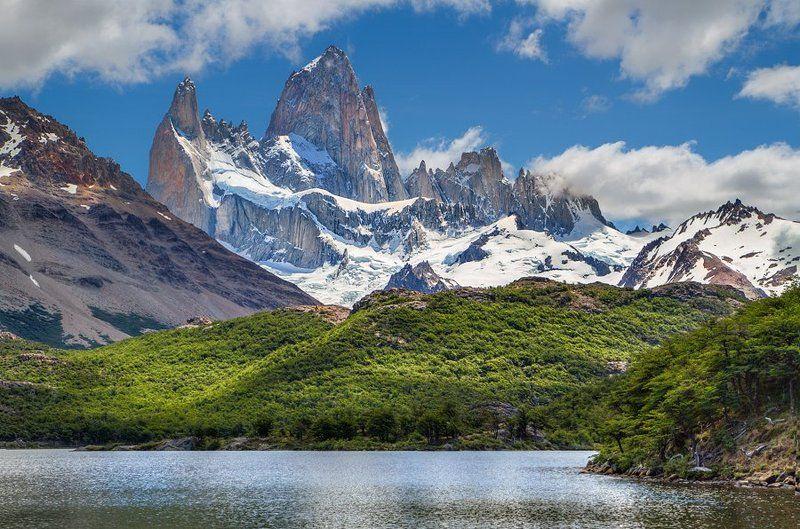 argentina, fitz roy, анды, аргентина, фицрой Laguna Capriphoto preview