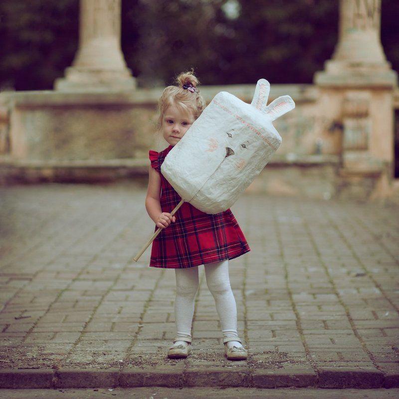 Девочка, Маска photo preview