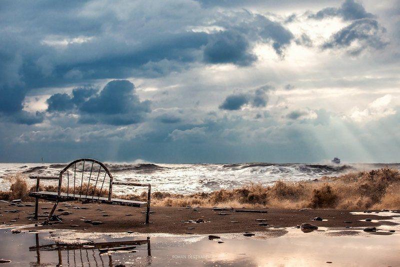 Зимний шторм...photo preview