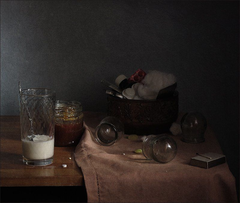 лечение, народные средства, натюрморт, простуда Снова актуальный... )photo preview