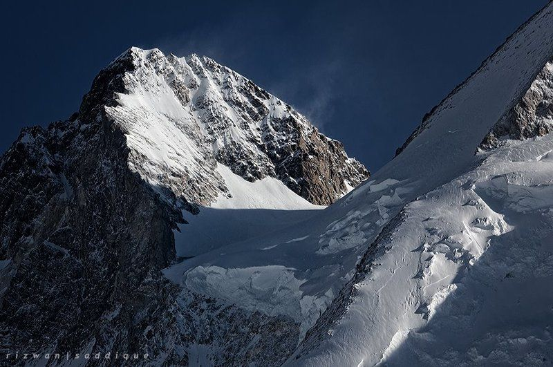 Gasherbrum lll 7952m Gilgit_Baltistan Pakistan.photo preview
