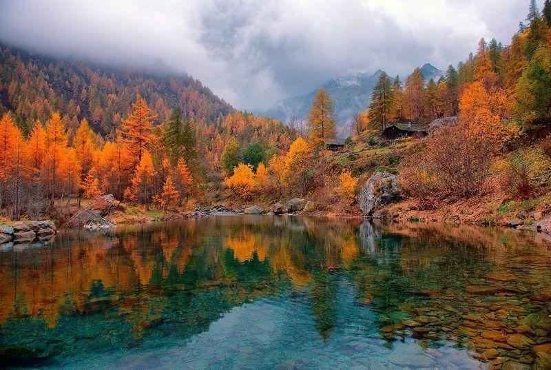 осень в Альпахphoto preview