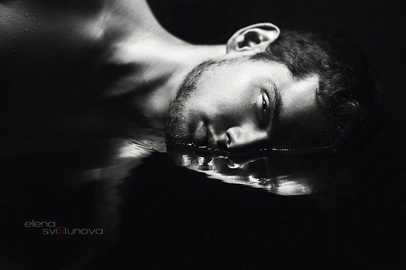 Взгляд, Вода, Красота, Мужчина, Фотосессия Ромаphoto preview