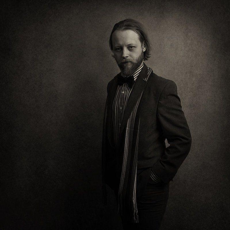 Мужской портрет 2photo preview