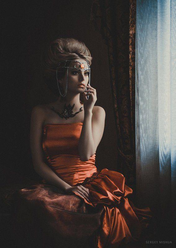Терракотовая герцогиняphoto preview