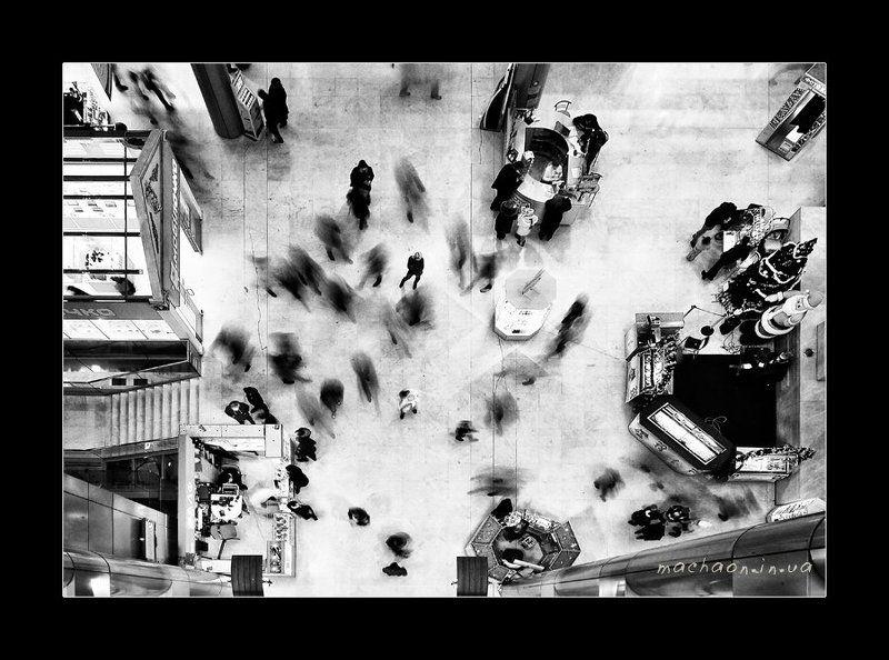 О человеческом хаосе в архитектурной геометрииphoto preview