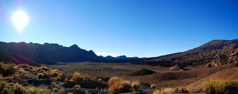 teide, tenerife .южный Марсphoto preview
