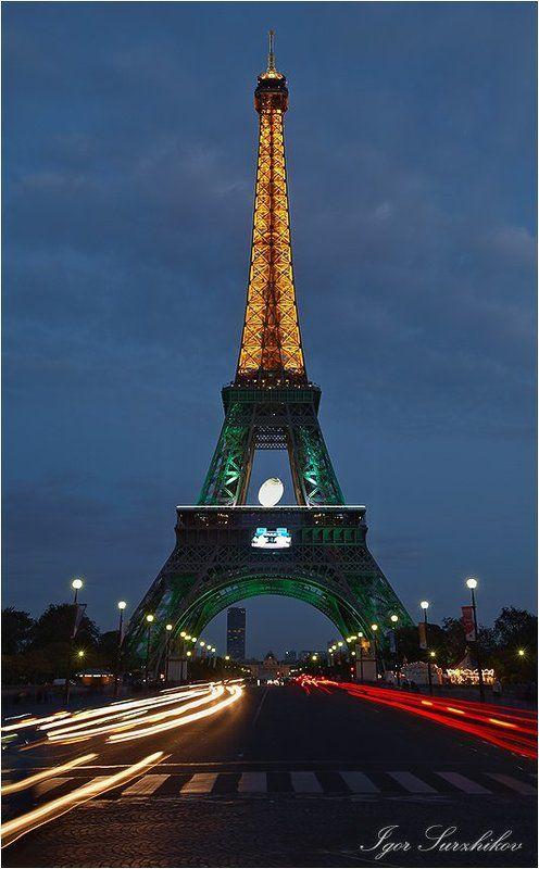 париж, эйфилева башня Башенкаphoto preview