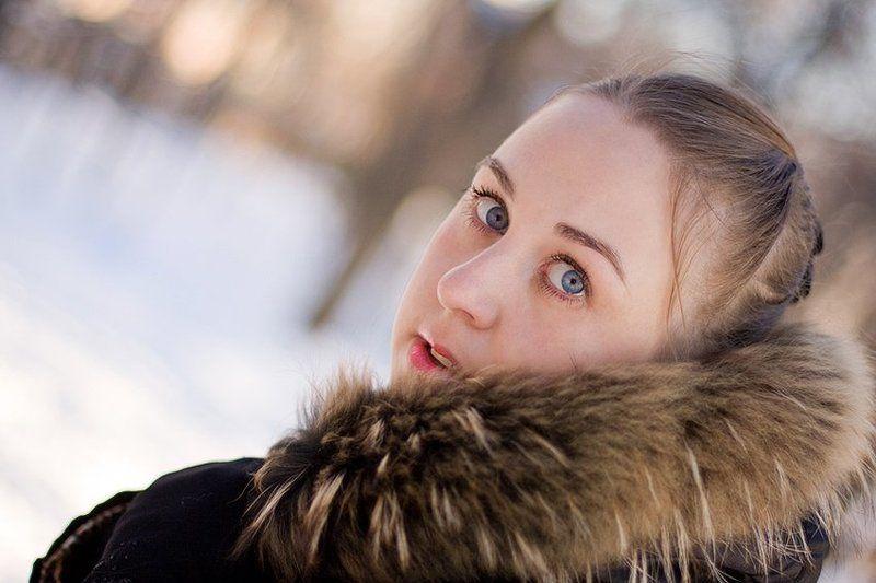 lenchik&fanizzz, портрет, Ленаphoto preview