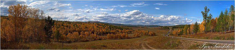 Осень, дорогаphoto preview