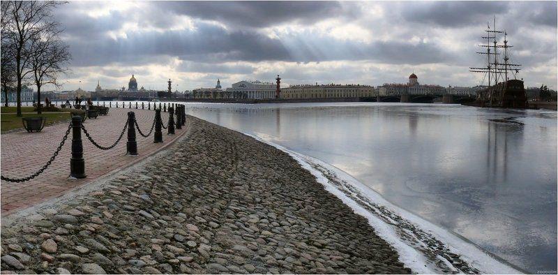 петербург,нева Невская холоднаяphoto preview