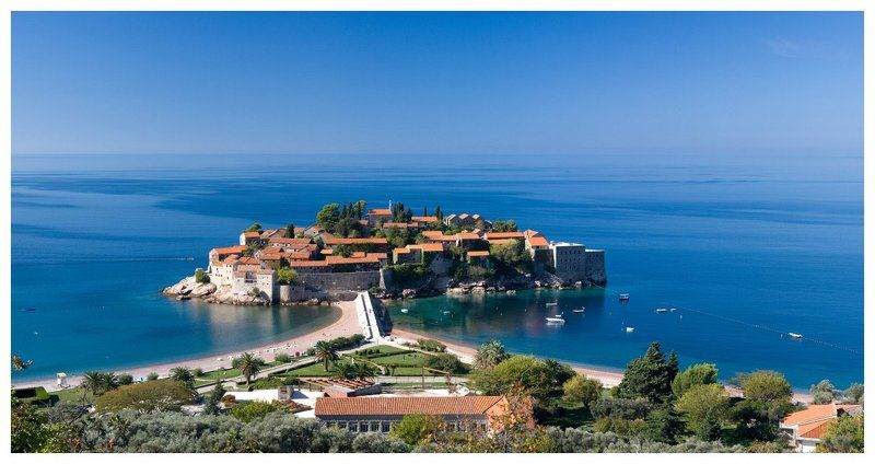 montenegro, черногория, свети стефан, sveti stefan Monte\'magicphoto preview