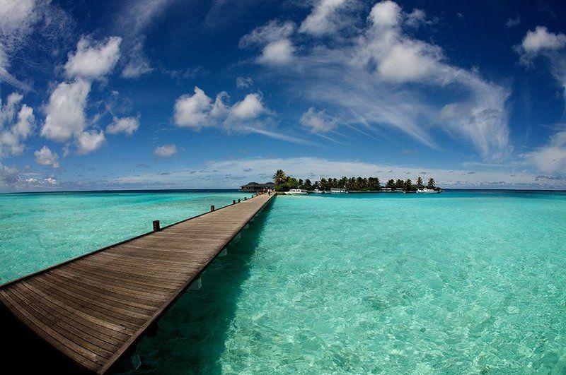 sun, island, maldives, ocean Sun Island 2photo preview