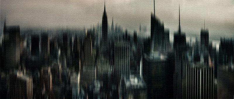 Ипическая панорама Большого городаphoto preview