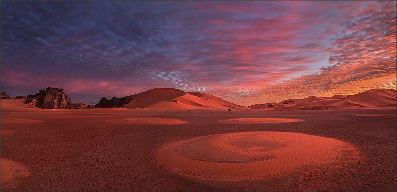сахара, алжир Доброе утро, Сахара!photo preview
