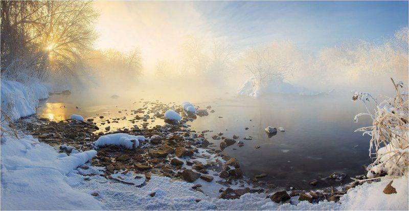 Свет зимнего утраphoto preview