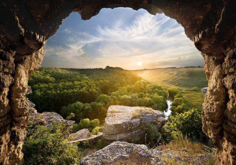Пещера \