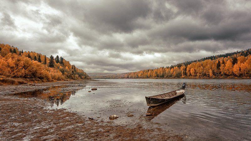 Осень на Вишереphoto preview