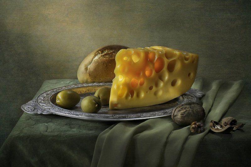 с оливками и сыромphoto preview