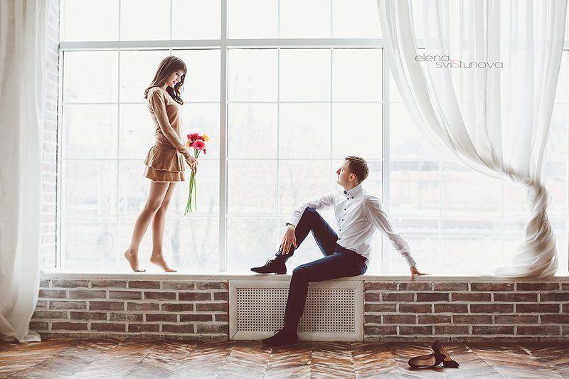 Любовь, Нежность, Пара, Счастье, Фотосессия All you need is lovephoto preview
