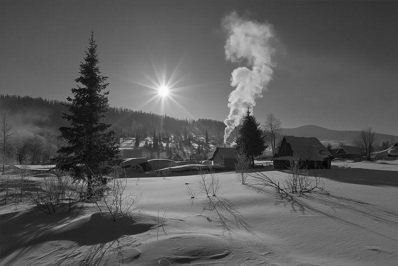 Мороз и Солнцеphoto preview