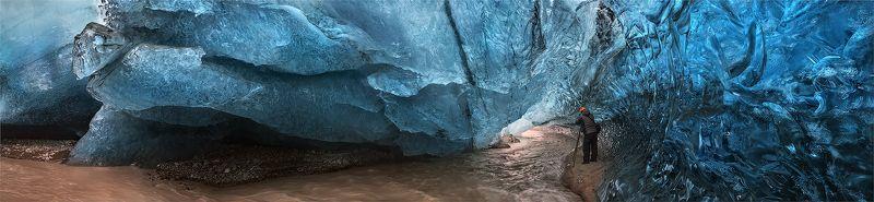 исландия Ледниковые пещеры.photo preview