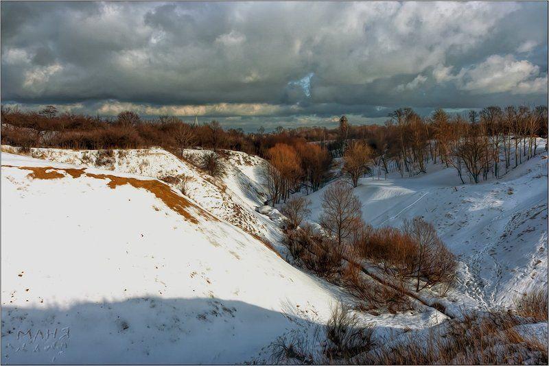 Голосов овраг в Коломенскомphoto preview