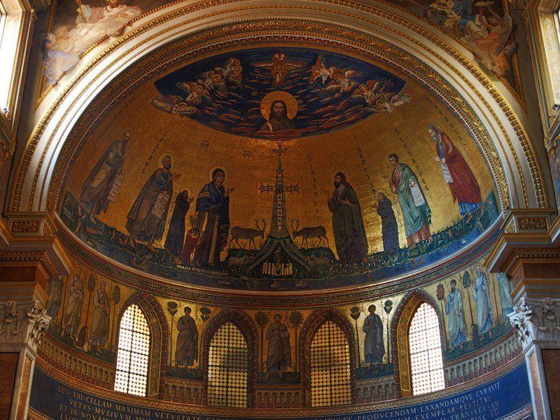 basilica di san giovanni in laterano, rome, italyphoto preview