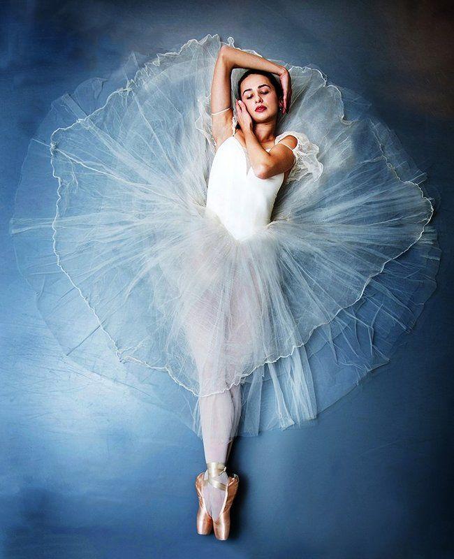 Танец в невесомости. Балерина Анастасия Исаеваphoto preview