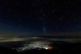 Ночь над островом Ява