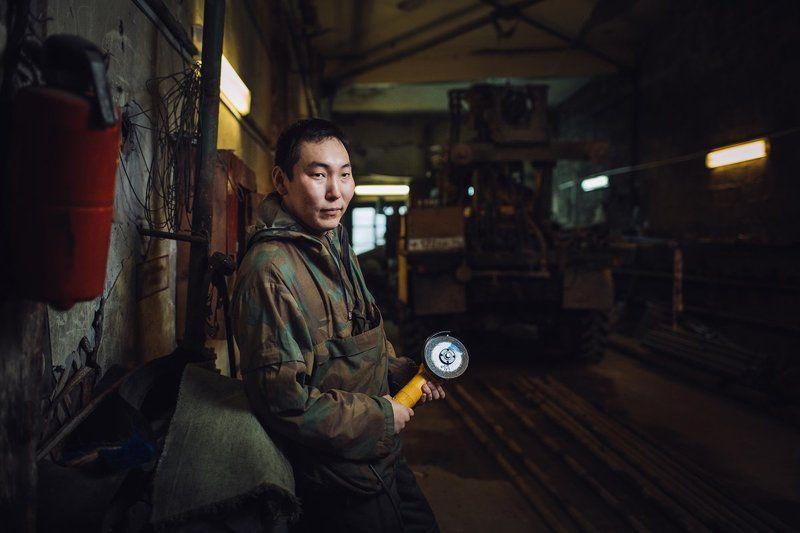 Портреты тружеников Якутииphoto preview